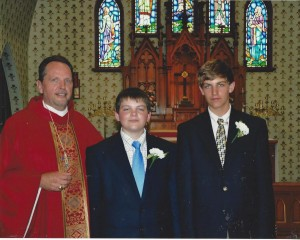 Confirmands Through the Years